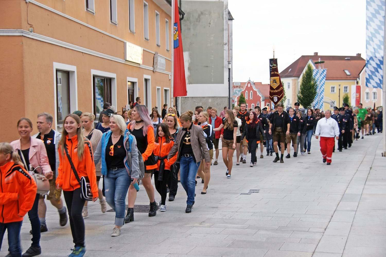 Volksfest Hemau